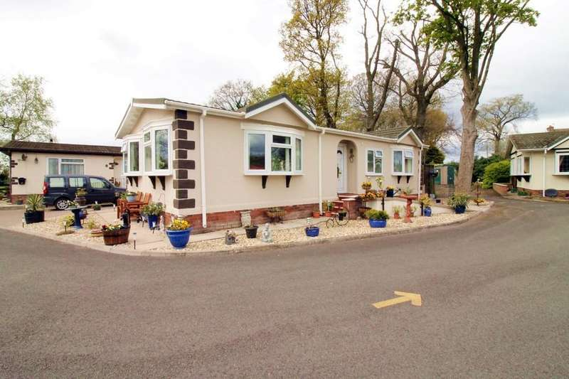 2 Bedrooms Chalet House for sale in Grange Park Road, Orton Grange, Carlisle
