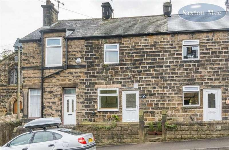 2 Bedrooms Terraced House for sale in Church Street, Oughtibridge, Sheffield, S35