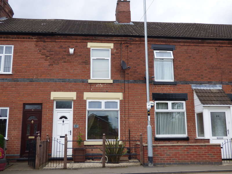 2 Bedrooms Terraced House for sale in Standard Hill, Hugglescote