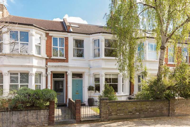 4 Bedrooms Terraced House for sale in Greenside Road, Shepherds Bush, London, W12