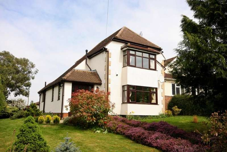 2 Bedrooms Detached House for sale in Harlow Road, Roydon, Essex
