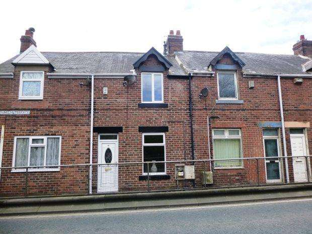 2 Bedrooms Terraced House for sale in DUNELM TERRACE, SEAHAM, OTHER AREAS