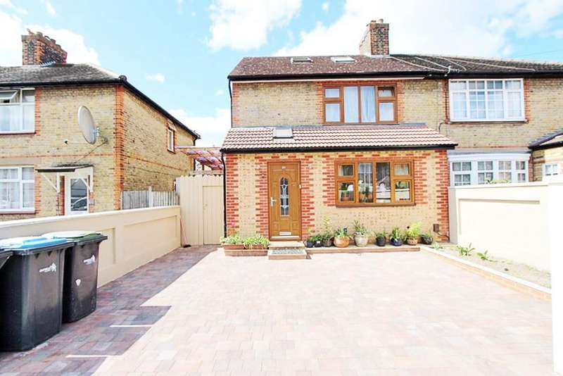 5 Bedrooms Semi Detached House for sale in Brookfield Road, Edmonton, London, N9