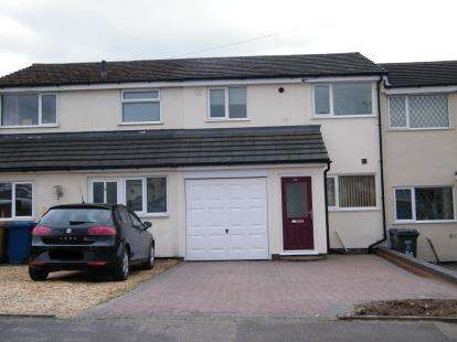 3 Bedrooms Terraced House for sale in Newgate Street, Burntwood