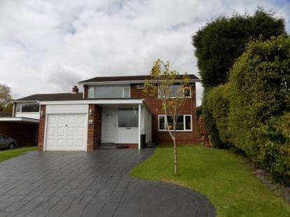 4 Bedrooms Detached House for sale in Linforth Drive, Sutton Coldfield, West Midlands