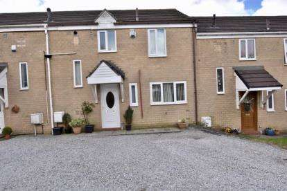 3 Bedrooms Terraced House for sale in Britwell Close, Blackburn, Lancashire
