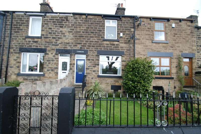 3 Bedrooms Terraced House for sale in Shaw Lane, Barnsley S70