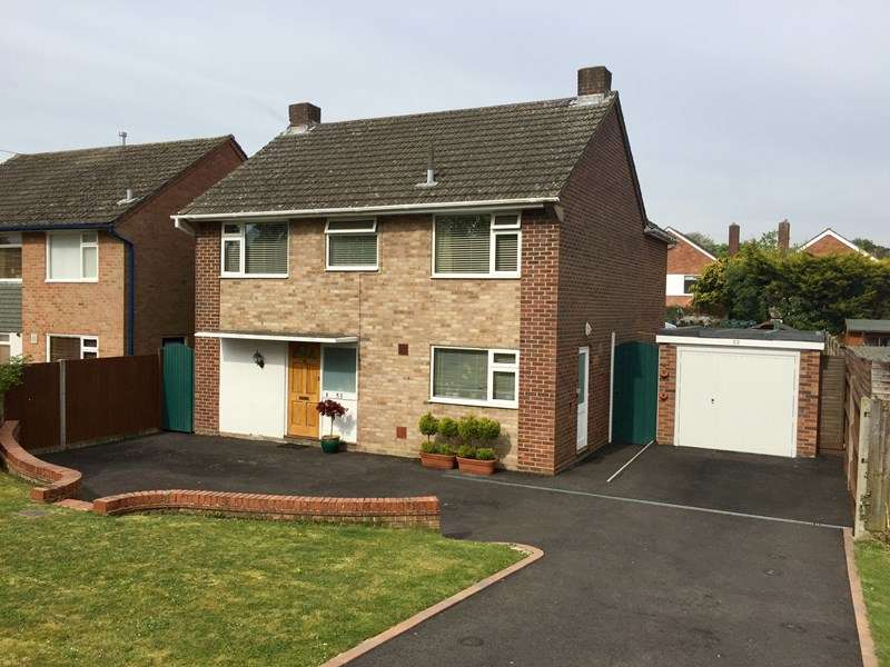 4 Bedrooms Detached House for sale in Maylings Farm Road, Uplands, Fareham
