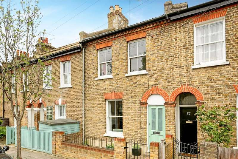 3 Bedrooms Terraced House for sale in Sefton Street, Putney, London, SW15