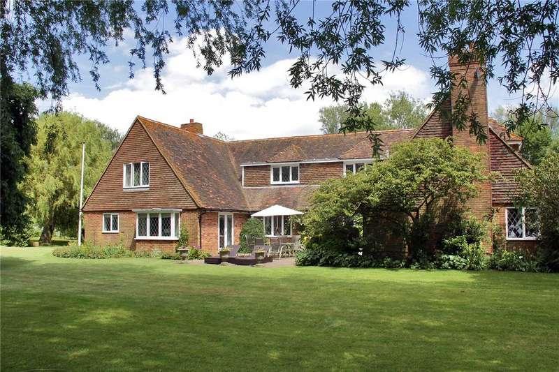 4 Bedrooms Detached House for sale in Fairfield, Brookland, Romney Marsh, Kent, TN29