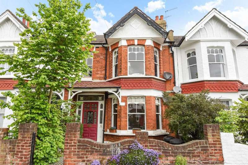 4 Bedrooms Maisonette Flat for sale in Revelstoke Road, Southfields, SW18