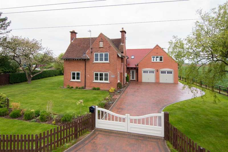 4 Bedrooms Detached House for sale in Stockwell Gate West, Whaplode