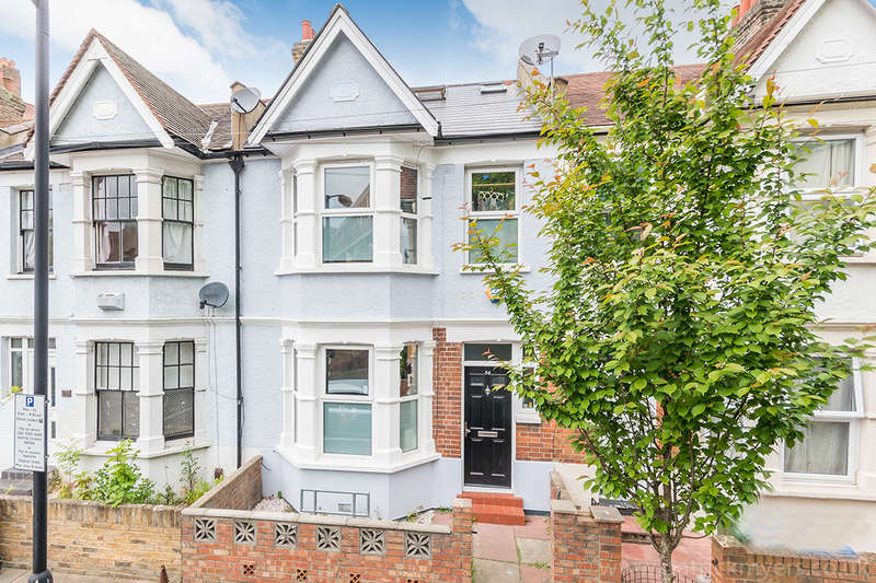 4 Bedrooms Terraced House for sale in Ethnard Road, Peckham, SE15