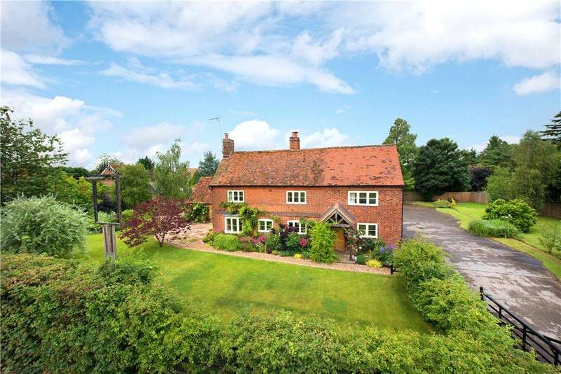 4 Bedrooms Unique Property for sale in Gustard Wood, Wheathampstead, St. Albans, Hertfordshire