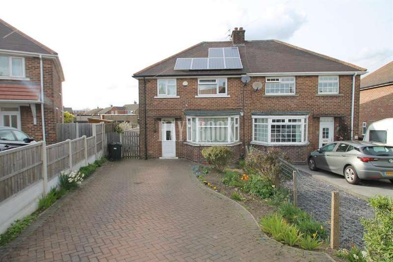 3 Bedrooms Semi Detached House for sale in Kent Avenue, Rawmarsh