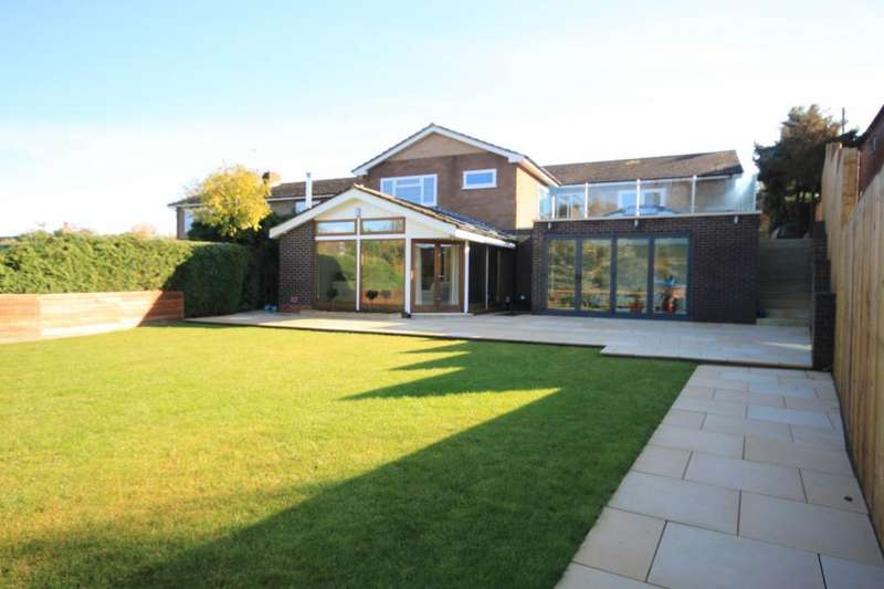 6 Bedrooms Detached House for sale in Lion Lane, Cleobury Mortimer, Kidderminster, Worcestershire, DY14