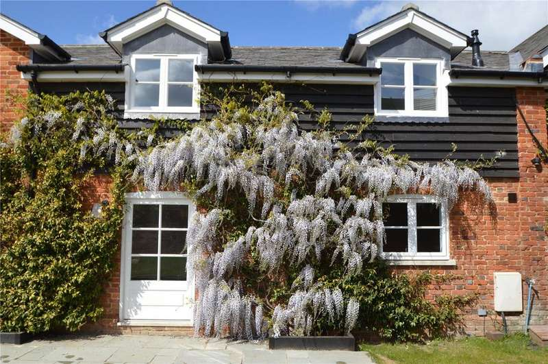 2 Bedrooms Terraced House for sale in The Willows, Bluebell Farm, Church Street, Seal, TN15