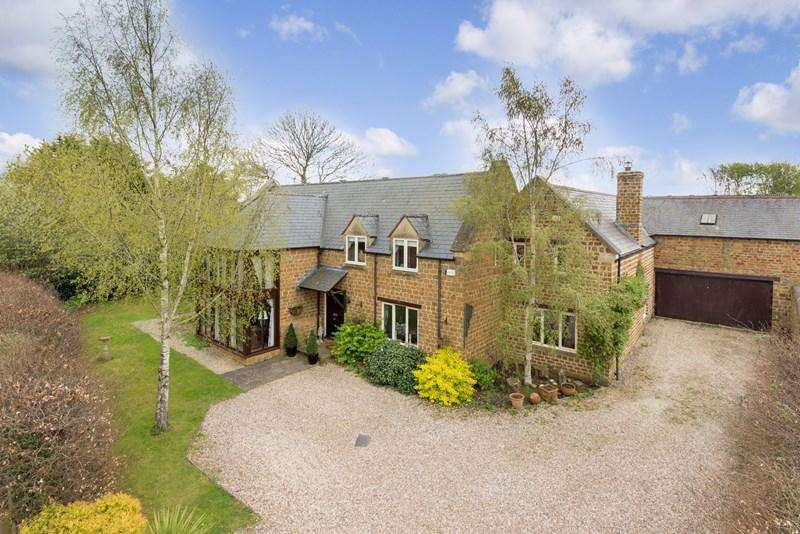 5 Bedrooms Barn Conversion Character Property for sale in Duns Tew Road, Hempton, Banbury