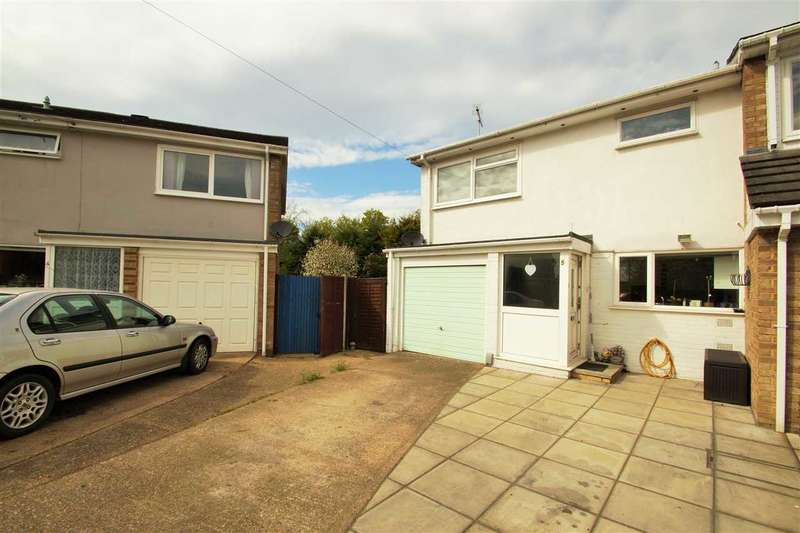 3 Bedrooms End Of Terrace House for sale in Provence Close, Stanway, Colchester