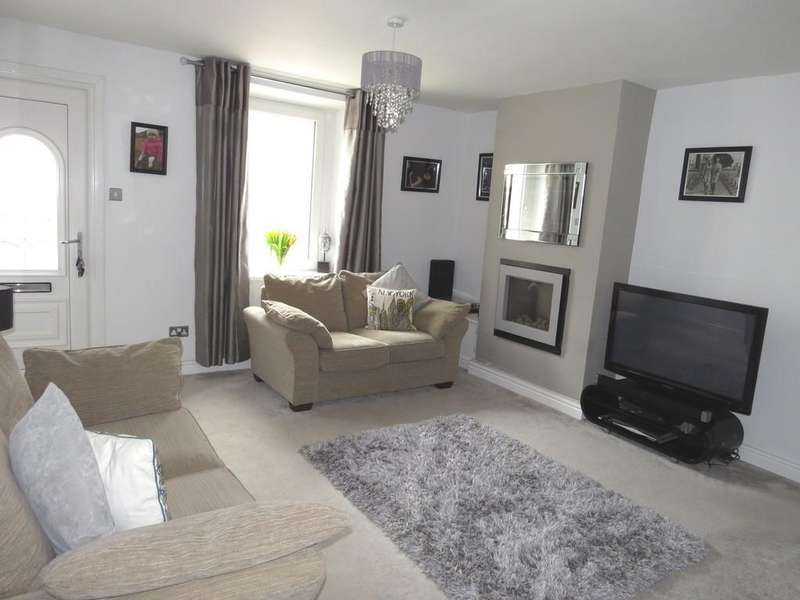 2 Bedrooms Terraced House for sale in Dyke Street, Frizington, Cumbria
