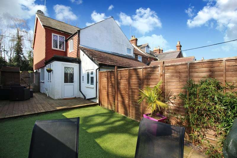 3 Bedrooms End Of Terrace House for sale in Station Road, Southwater