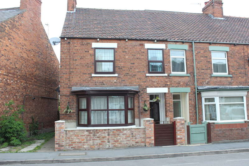 4 Bedrooms End Of Terrace House for sale in Flaxley Road, Selby