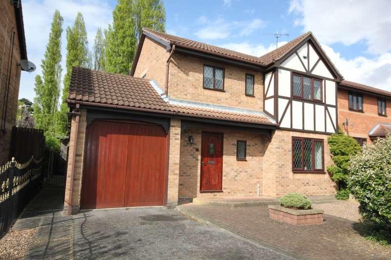 4 Bedrooms Detached House for sale in Ambleside Grange, Worksop, S81