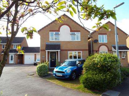 4 Bedrooms Detached House for sale in Soham, Ely, Cambridgeshire