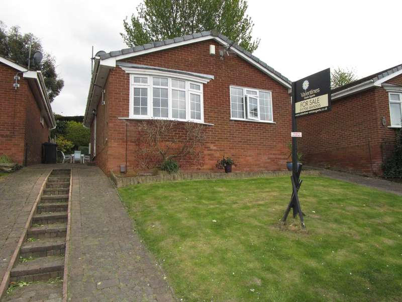 2 Bedrooms Bungalow for sale in 19, Bidston Close, Shaw