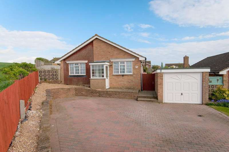 3 Bedrooms Bungalow for sale in Elizabeth Close, Bishopstone, Seaford, East Sussex, BN25 2SQ