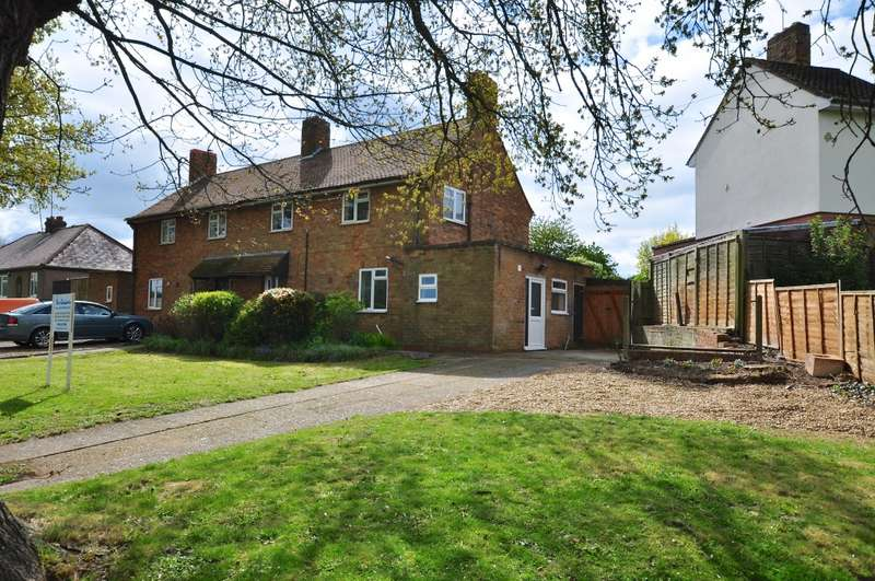 3 Bedrooms Semi Detached House for sale in Spratton Road, Brixworth