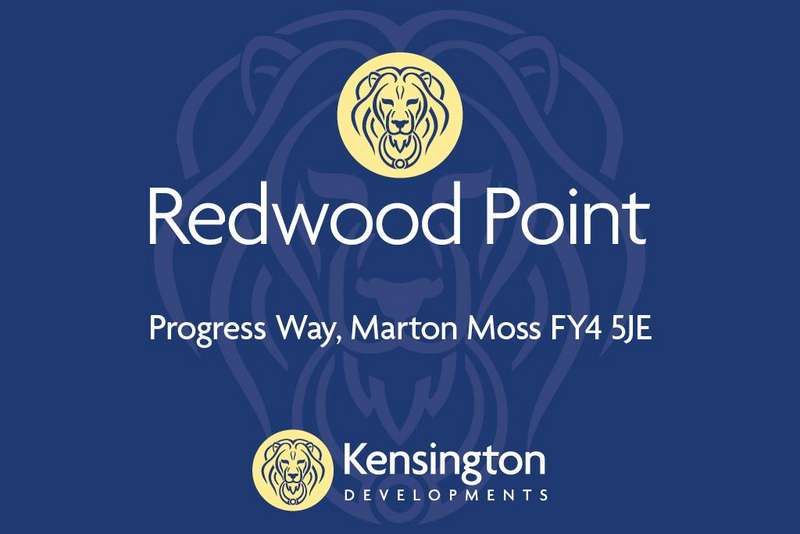 4 Bedrooms Detached House for sale in The Baltimore, Redwood Point, Progress Way, Marton Moss