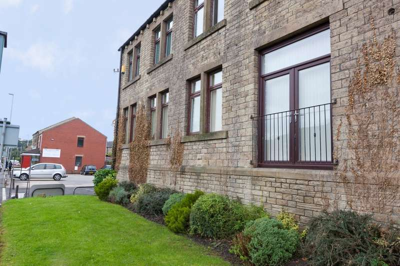 1 Bedroom Apartment Flat for sale in Waterloo Mills, Huddersfield