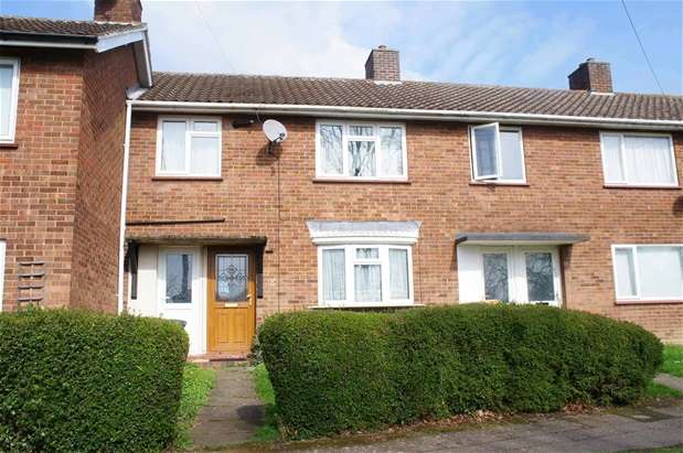 3 Bedrooms Terraced House for sale in Meadway, Bedford