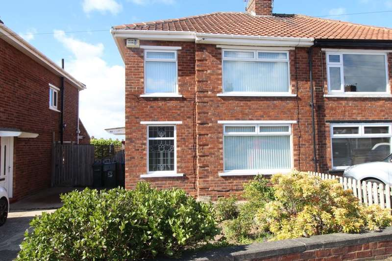 3 Bedrooms Semi Detached House for sale in Ullswater Avenue, Middlesbrough, TS5