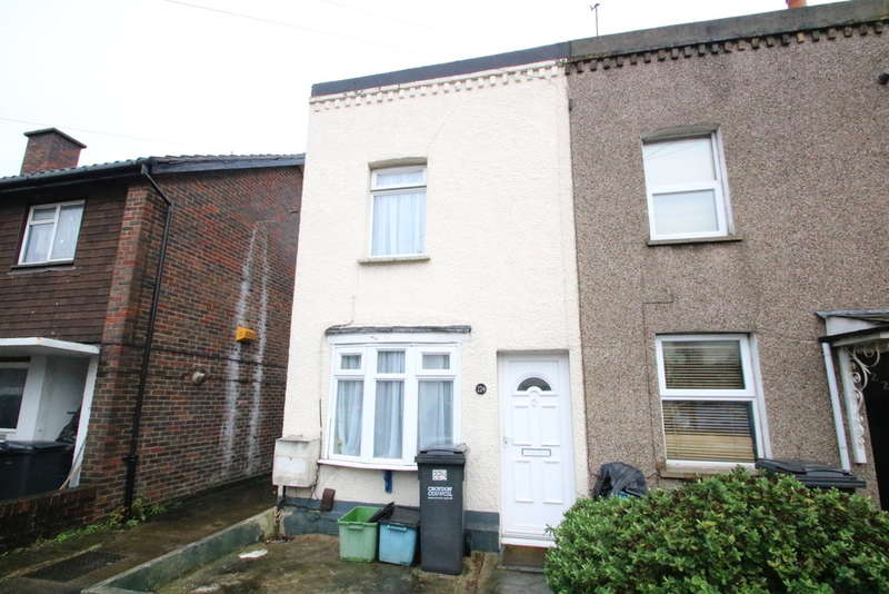 2 Bedrooms End Of Terrace House for sale in Gloucester Road, Croydon