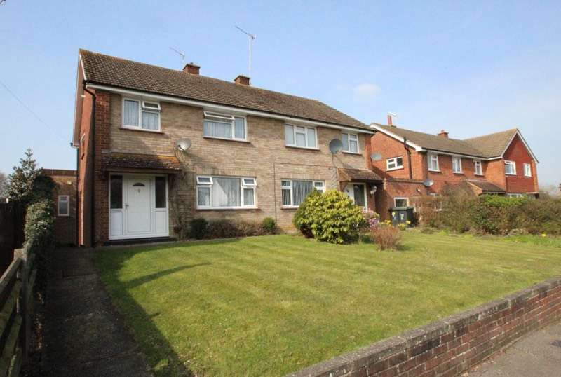 3 Bedrooms Semi Detached House for sale in Silverhurst Drive, Tonbridge, Kent, TN10