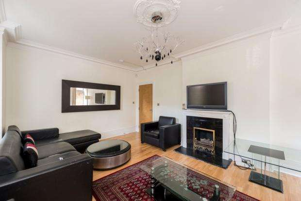 4 Bedrooms Flat for sale in London NW1