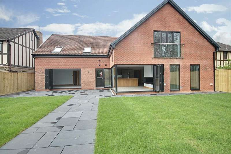 6 Bedrooms Detached House for sale in Weaver Close, Ingleby Barwick