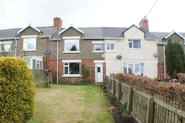 3 Bedrooms Terraced House for sale in South View, Burhope, Durham