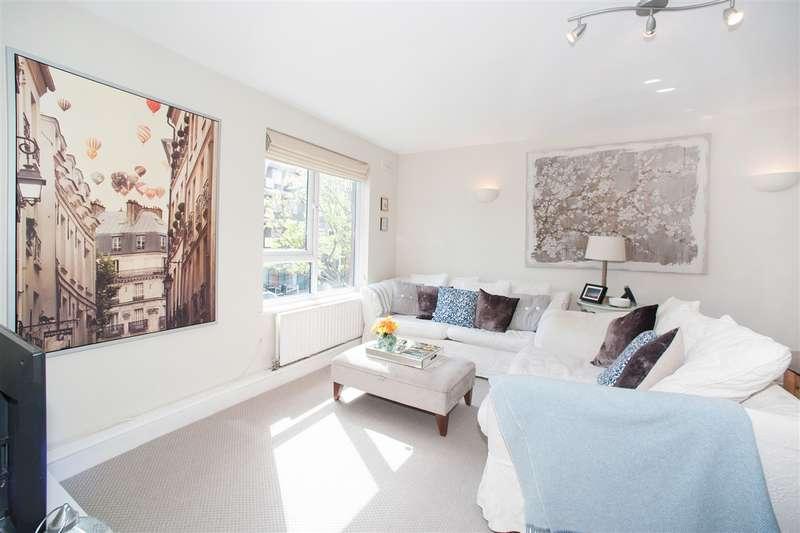2 Bedrooms Flat for sale in Scotts Road, Shepherd's Bush