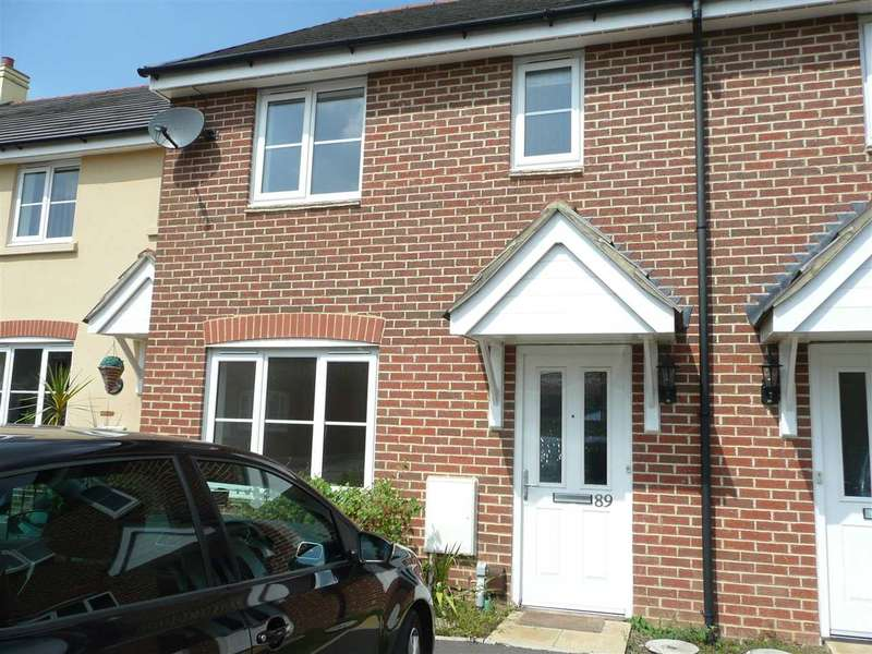2 Bedrooms Terraced House for sale in Mustang Way, Mouldon View, Swindon