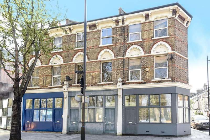 3 Bedrooms Maisonette Flat for sale in Liverpool Road, Islington, N7