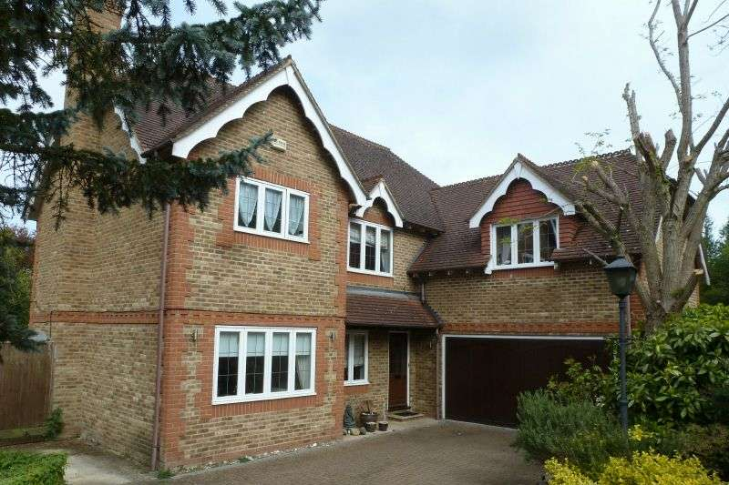 5 Bedrooms Detached House for sale in Sherborne Place, Dene Road, Northwood