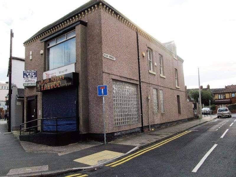 Shop Commercial for sale in Elm House, Elm Street, Birkenhead, Wirral