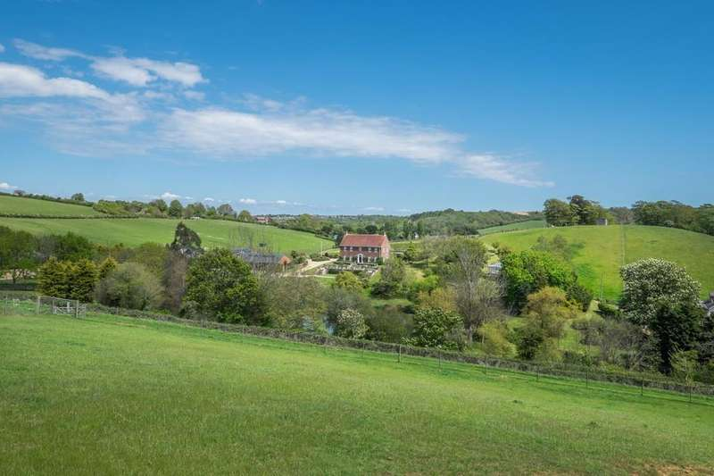 4 Bedrooms Farm House Character Property for sale in Carisbrooke, Isle of Wight