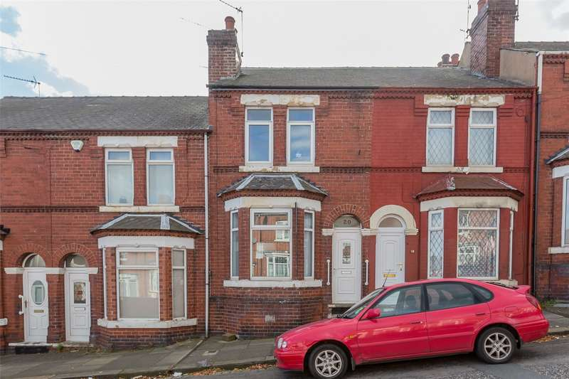 3 Bedrooms Terraced House for sale in Burton Avenue, Doncaster, DN4