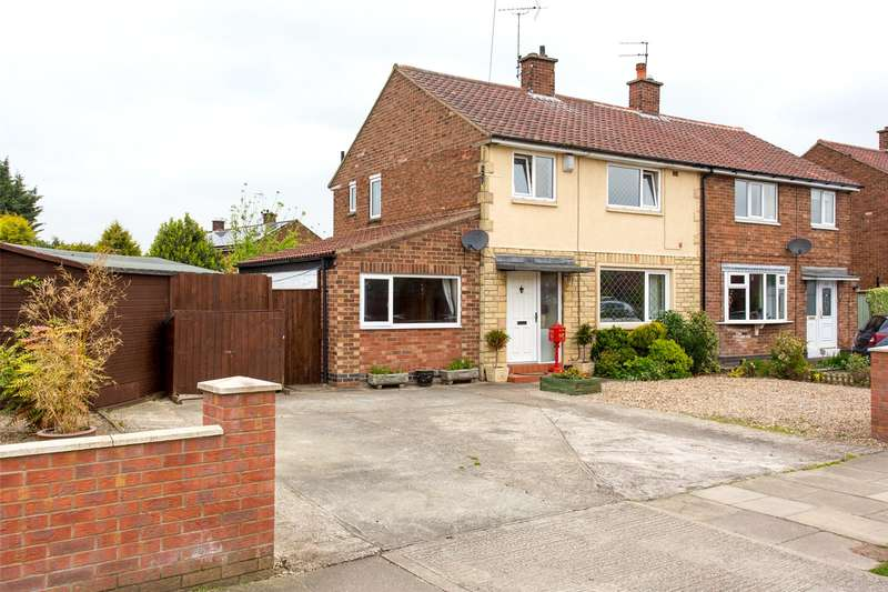 4 Bedrooms Semi Detached House for sale in Chaloners Road, York, YO24