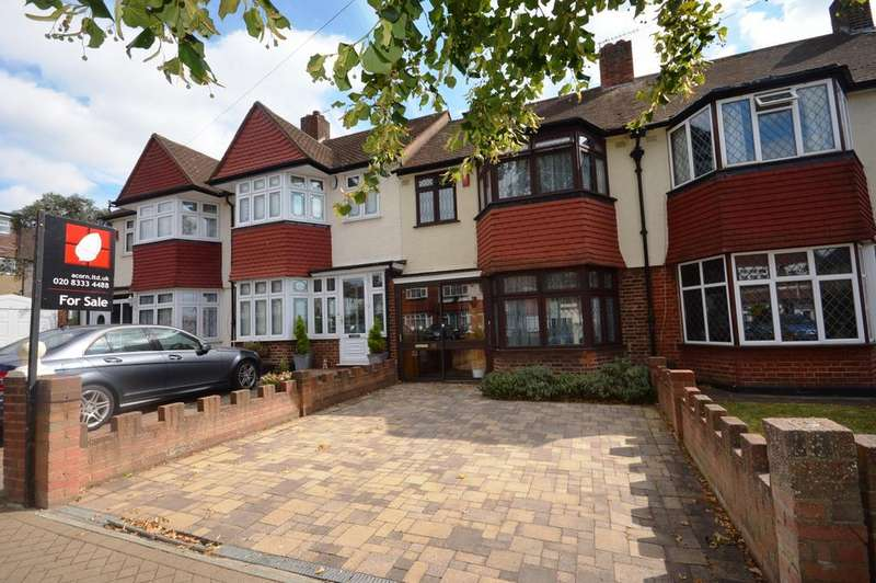 3 Bedrooms Terraced House for sale in Carstairs Road London SE6