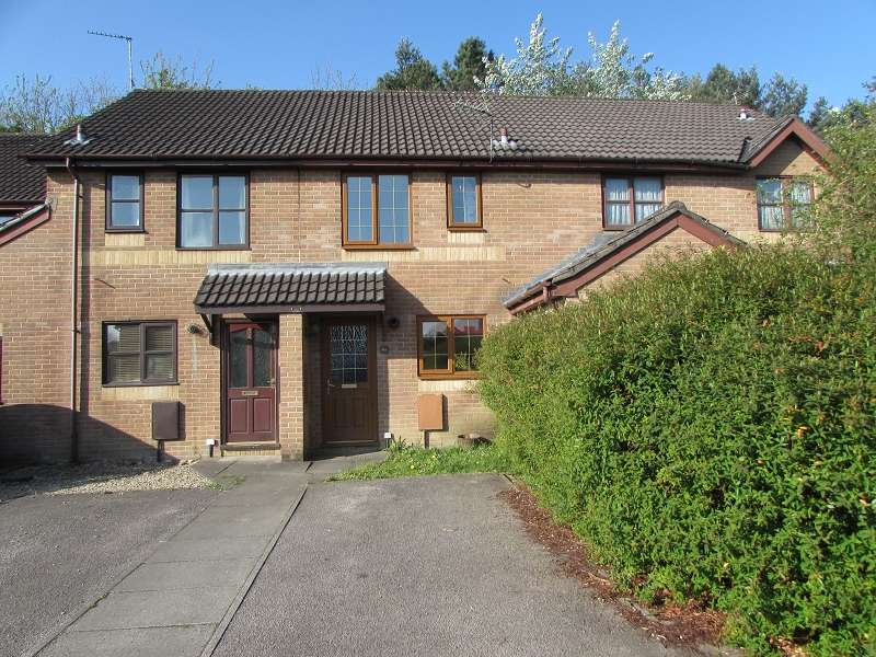 2 Bedrooms Terraced House for sale in Heol Maes Yr Haf , Pencoed, Bridgend. CF35 5PJ